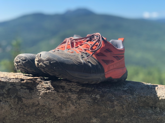 Mammut Saentis Hiking Shoe Review