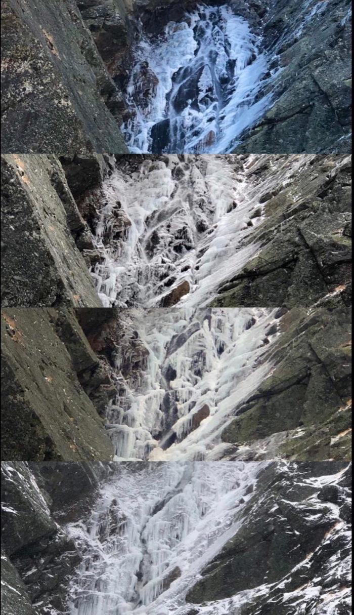 ice climbing mount washington