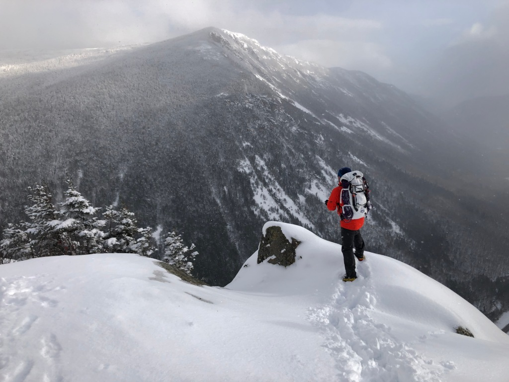 Winter Hiking Tips White Mountains