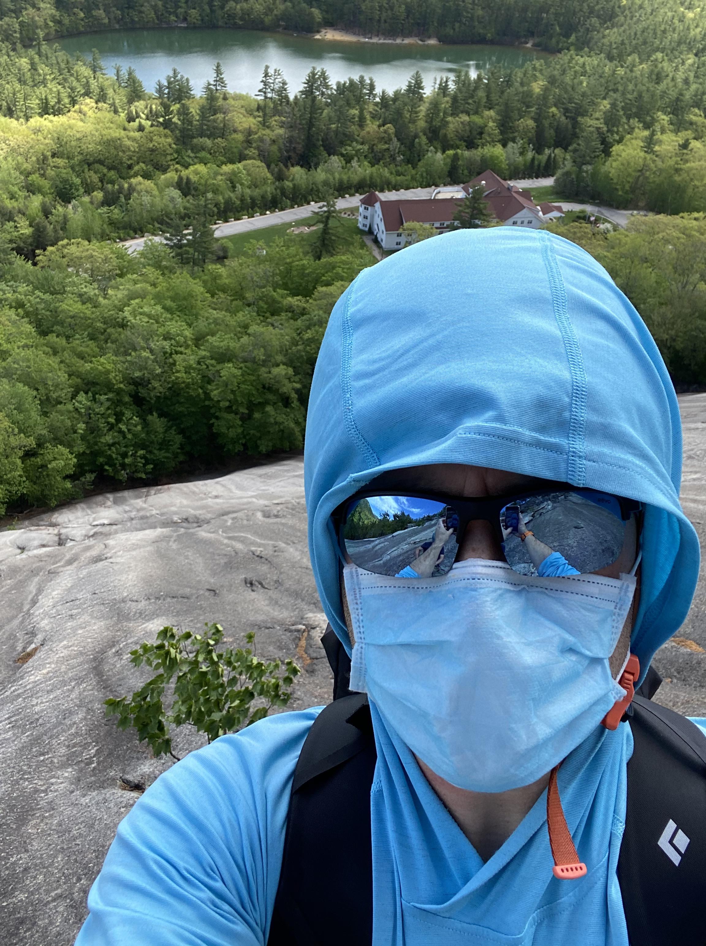 Rock Climbing During Covid-19 Coronavirus