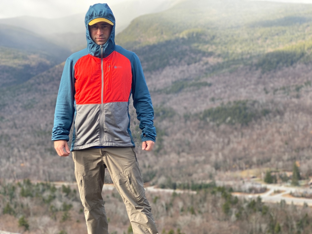 Sierra Designs Cold Canyon Hoodie Review