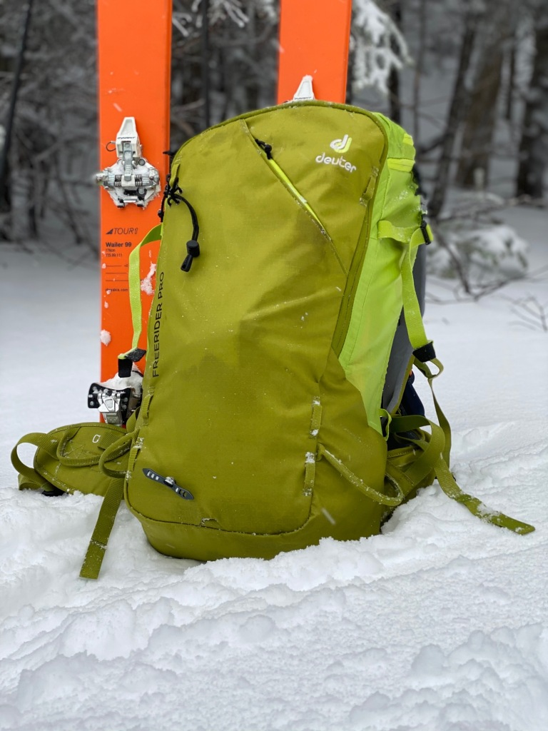 Dueter Freerider Pro 34+ Backpack Review