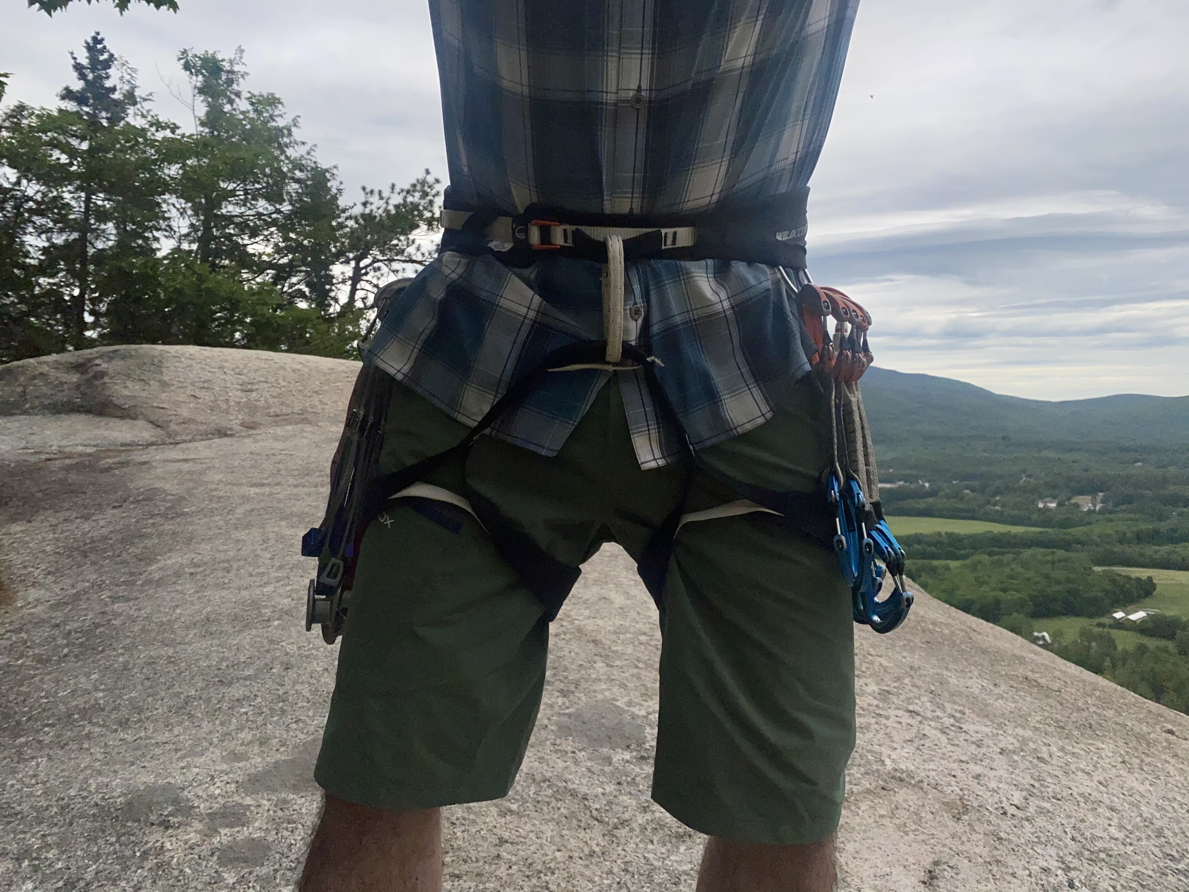 Wild Country Mosquito Harness Review